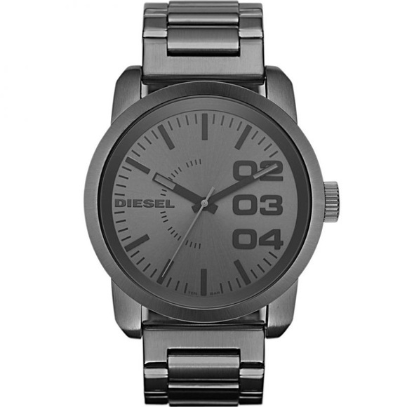 Diesel Stainless Steel Watch - NEW